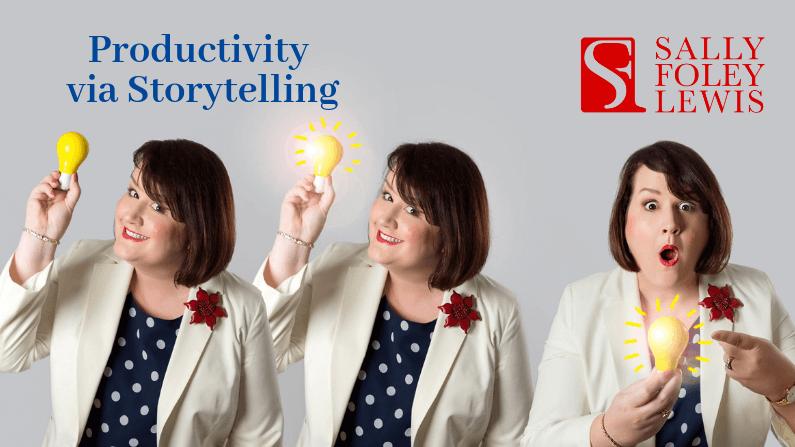 Productivity via Storytelling