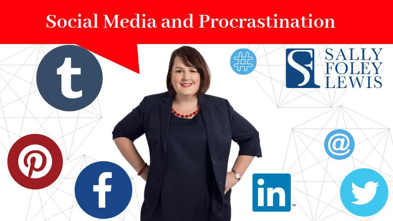 Blog Header Social Media and Procrastination