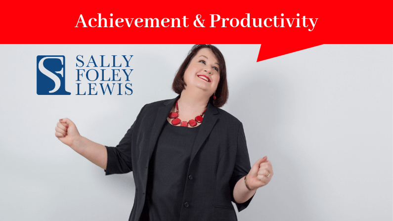 Blog Header Achievement & Productivity