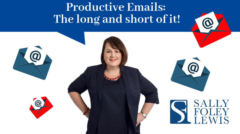 Productive Emails: The long and short of it!