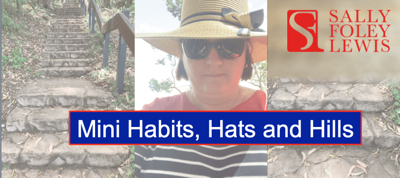 Blog Header Mini Habits Hats and Hills
