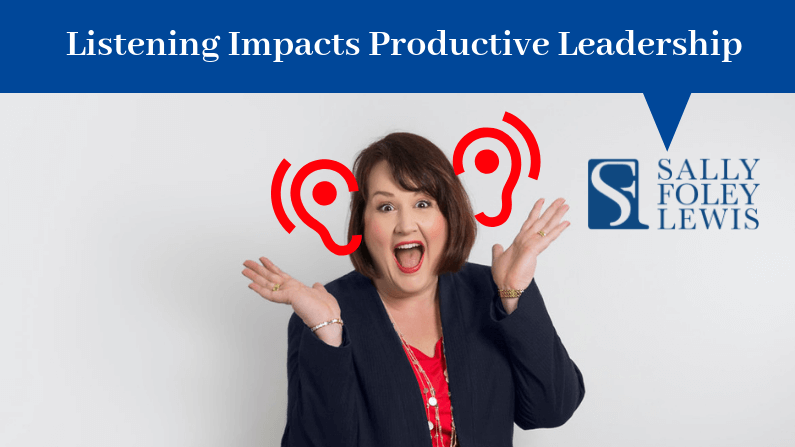 SFL Blog Header Listening and Productive Leadership