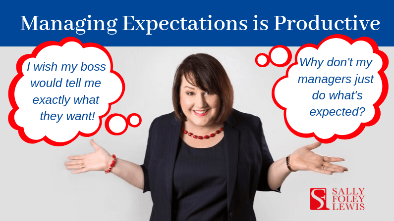 SFL Blog Header Expectations & Productivity