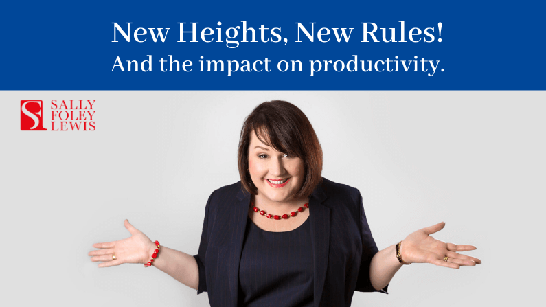 New heights, new rules and the impact on productivity