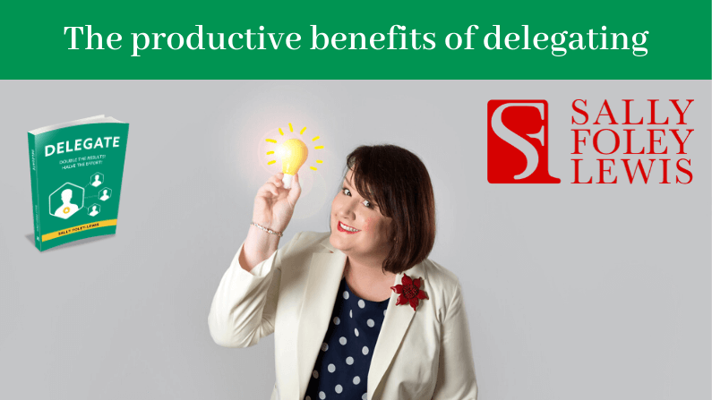The productive benefits of delegating