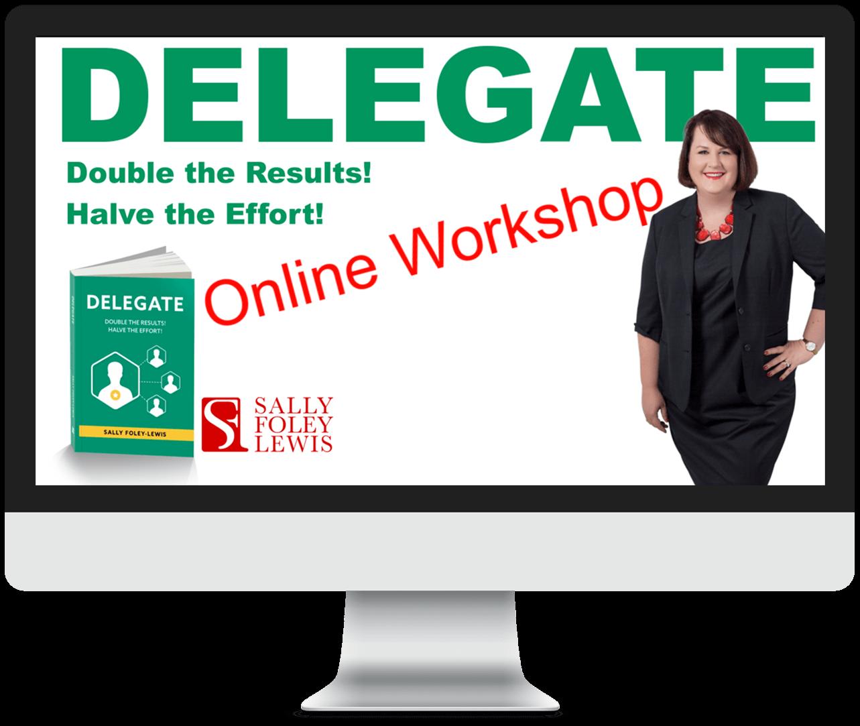 Online Delegation Workshop-desktop-computer