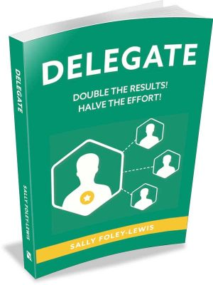 Book cover - Delegate