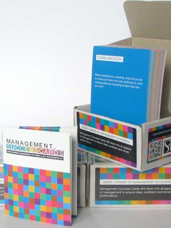 Management Success Cards