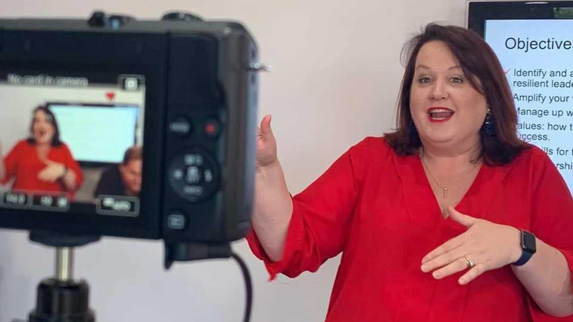 Sally Foley Lewis - Video Presentations