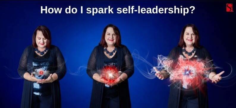 How do I spark self-leadership?