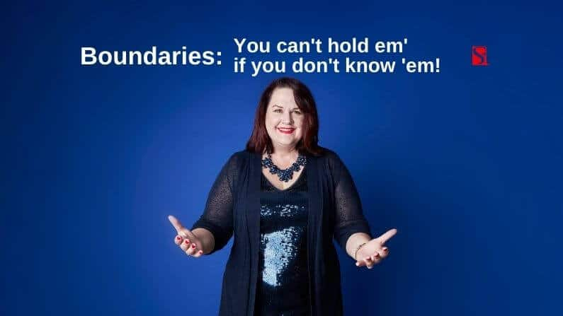 Boundaries: do you know yours?