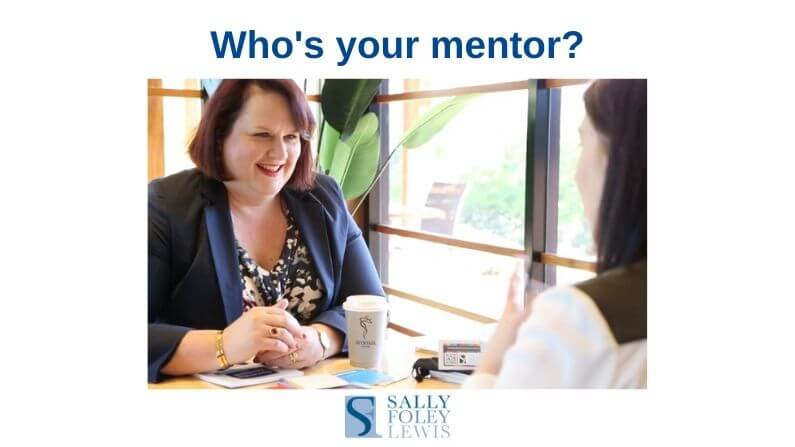 Who's your mentor?